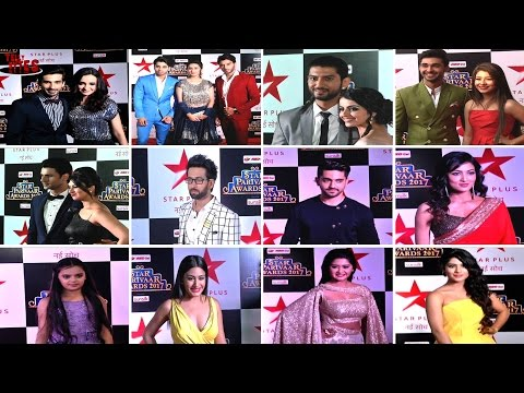 Star Parivar Awards 2017! Red Carpet in Pictures