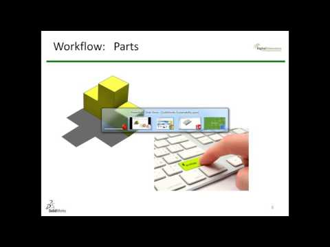 Video Archive: SOLIDWORKS Sustainability 2012