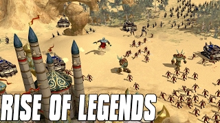 rise of Legends - GAMEPLAY