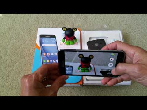 Latest Release AT&T Wireless Samsung Express Prime Go Phone In Depth Review