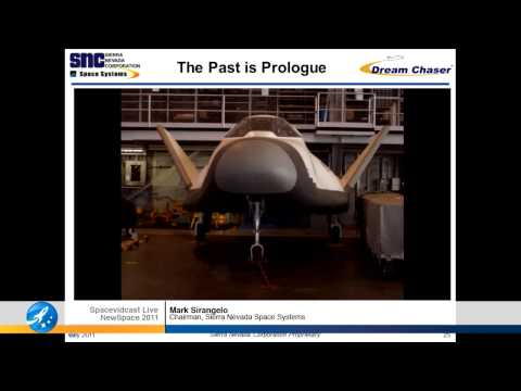 NewSpace 2011: A Commercial Spaceflight Story