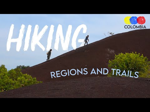 Hiking Trails in Colombia, THE COMPLETE Hiking Guide to Colombia – Colombian Travel Guide