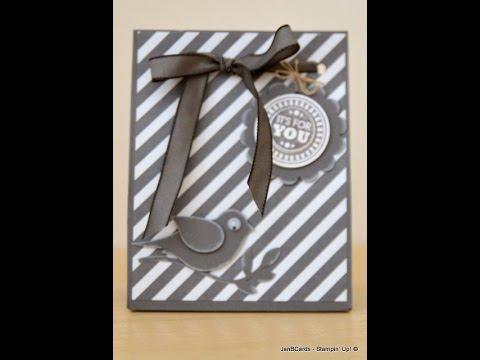 Gift Bag - JanB UK Stampin' Up! Demonstrator Independent