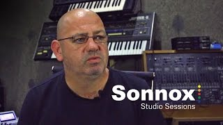 Sonnox Studio Sessions - Steve Mac