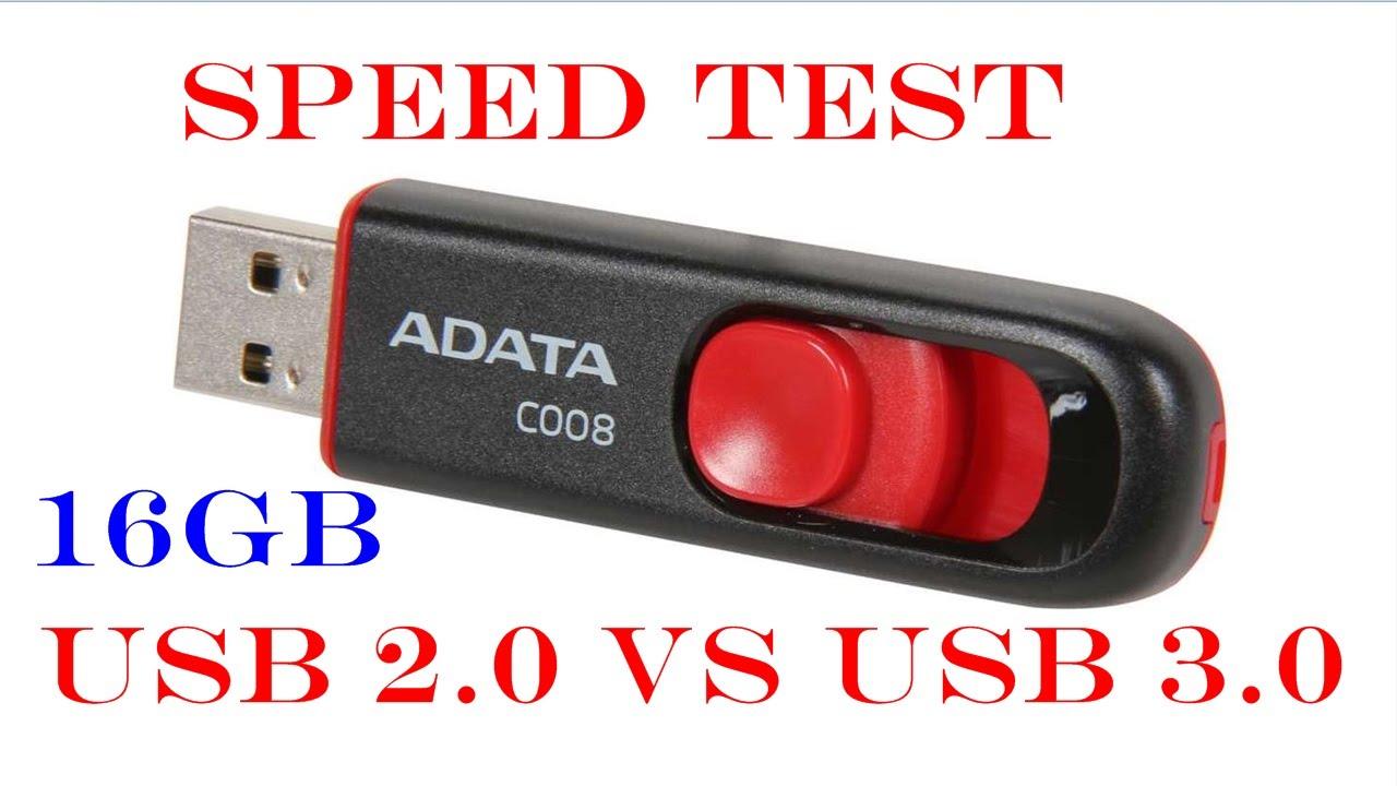 Redigitt 018 Speed Test Usb 2 0 Vs 3 Adata 16gb C008 Flashdisk Flash Drive