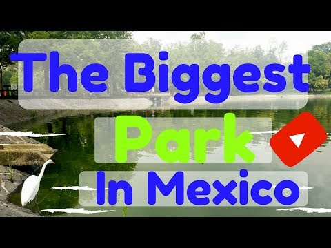 The Biggest Park In Mexico