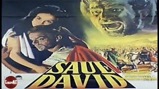 Saul and David (1964) | Full Movie | Norman Wooland | Gianni Garko | Luz Márquez