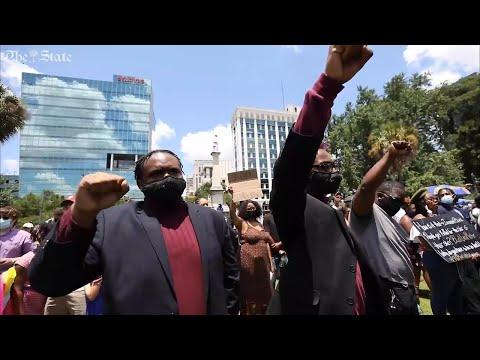 Columbia's Million Man March