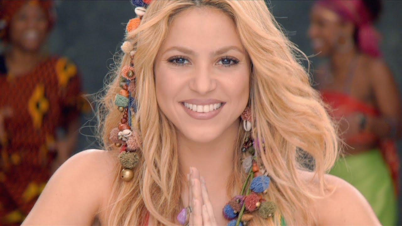 Шакира вака вака, Shakira - Waka Waka (FifaWorld Cup) - скачать 21 фотография