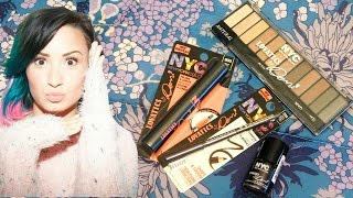 LOVATICS BY DEMI MAKEUP REVIEW