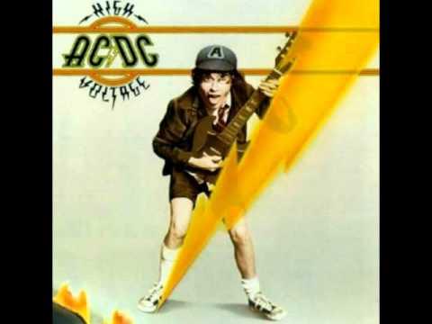 AC-DC - The Jack (with lyrics)