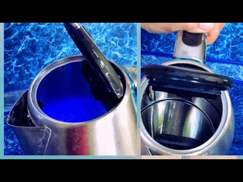 How To Clean The Kettle Without Chemistry - Natural Remedies For The Best Kettle Cleaning