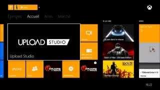 Tutorial UPLOAD STUDIO XBOX ONE Télécharger  Extraits de Jeux sur OneDrive