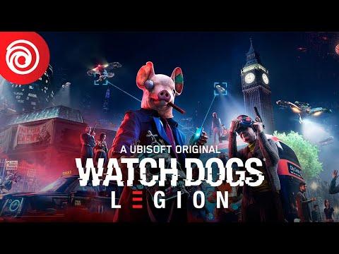WATCH DOGS : LEGION – PRÉSENTATION DE LA MISE À JOUR #5.5