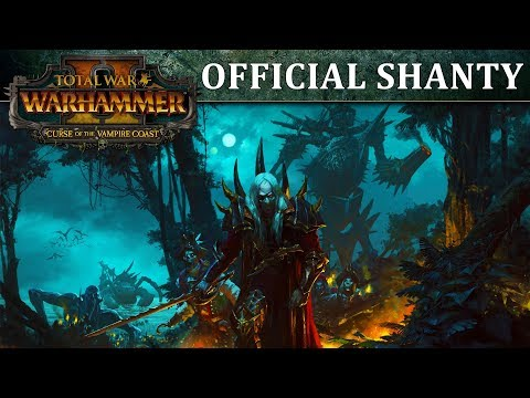 Curse of the Vampire Coast - Tattered Sails Shanty