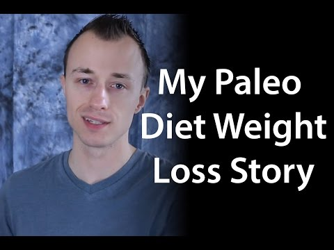 My Paleo Diet Weight Loss Story