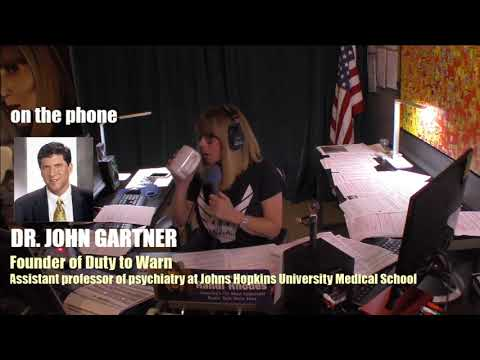 THE DANGEROUS CASE OF DONALD TRUMP - DR. JOHN GARTNER INTERVIEW ~ 10-20-17 - SUBSCRIBE YA BASTIDS