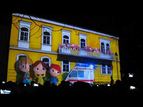 Festival of Lights Zagreb - An Upper Town Story
