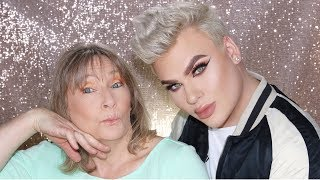 DOING MY MUMS MAKEUP! | Michael Finch