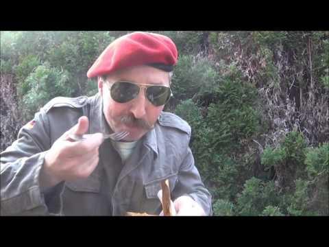 Download Youtube: Altes Bundeswehr EPA Teil 3 Nudelgericht
