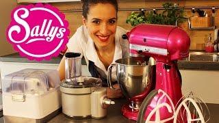 Kitchenaid Vorstellung & Kitchenaid Verlosung! Ich schenke dir eine Kitchenaid! / Sallys Welt