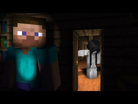 Don't Turn Out the Lights... Minecraft Animation Horror | MULTIPLE Jump Scares