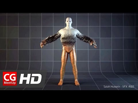 "CGI Showreels HD: ""VFX R&D Showreel 2014"" by Salah Hussein"