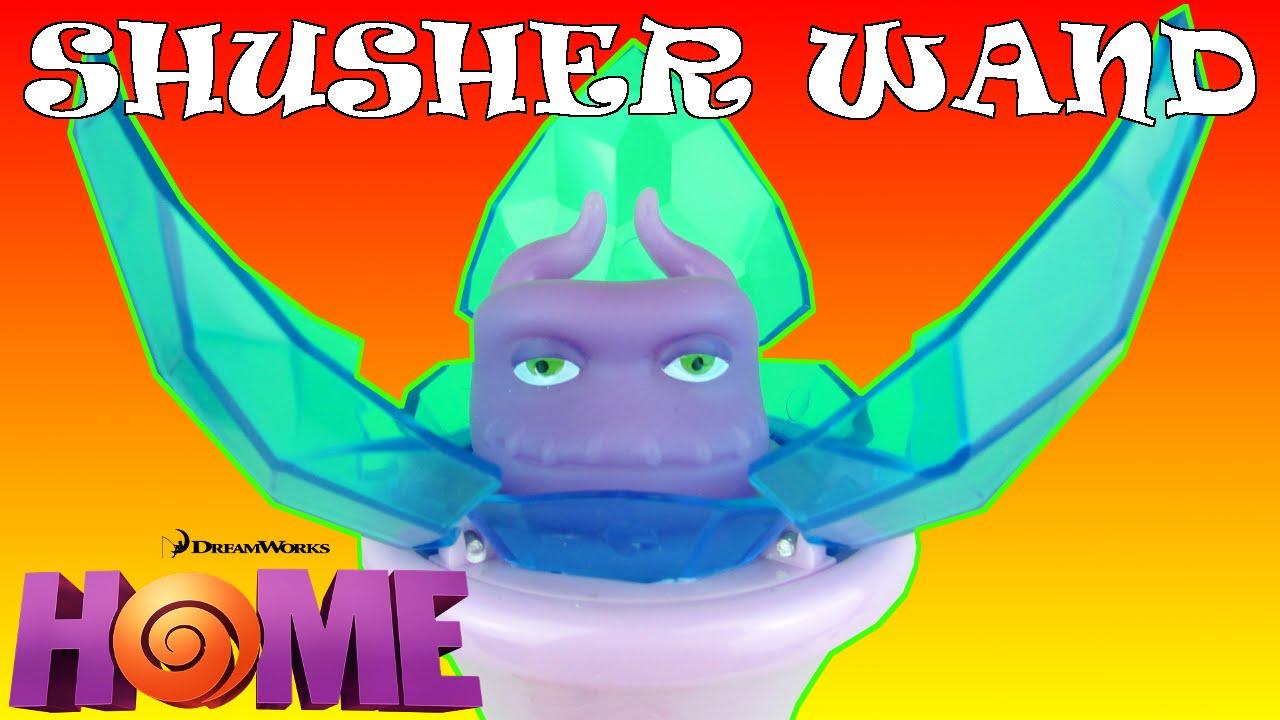 Captain Smek Shusher Wand Toy HOME