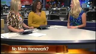 Should homework be banned?