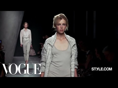 Bottega Veneta Spring 2015 Ready-to-Wear - Fashion Show - Style.com