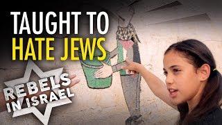 Katie Hopkins in Israel: Children explain anti-Semitic graffiti