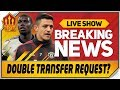 Alexis Sanchez & Pogba Desperate To Leave? Man Utd News Now