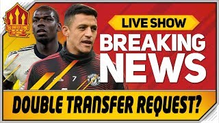 Alexis Sanchez And Pogba Desperate To Leave Man Utd News Now