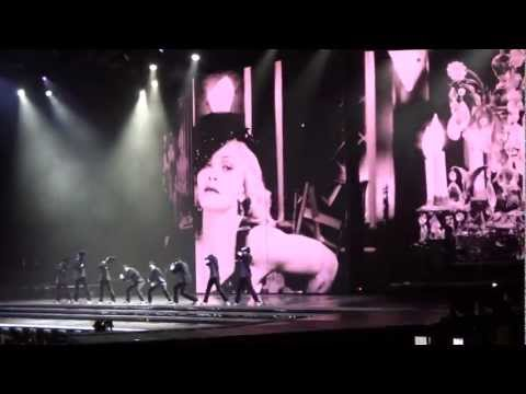 Madonna Justify My Love  Montreal 2012 HD 1080P