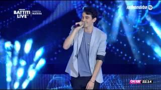 Michele Bravi - Battiti Live 2014 - Matera