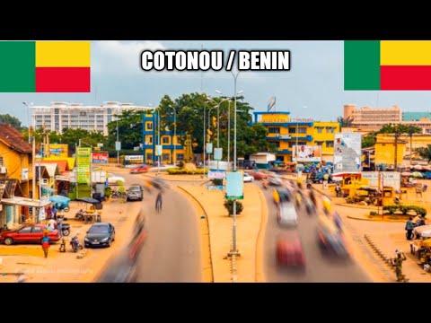 Cotonou Benin'in Başkentidir/Cotonou the capital of Benin