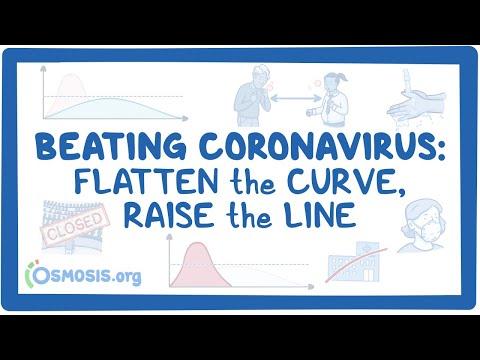 Beating Coronavirus: Flattening the Curve, Raising the Line
