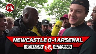 Newcastle 0-1 Arsenal  | Mkhitaryan Is FINISHED At This Club!