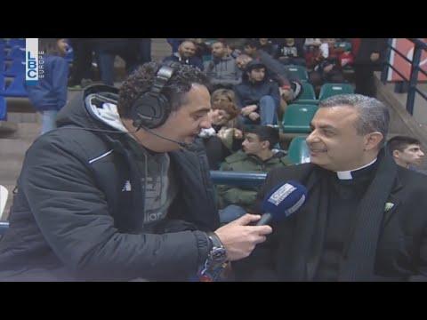 Lebanese Basketball Championship   Father Jean Paul Abou Ghazale