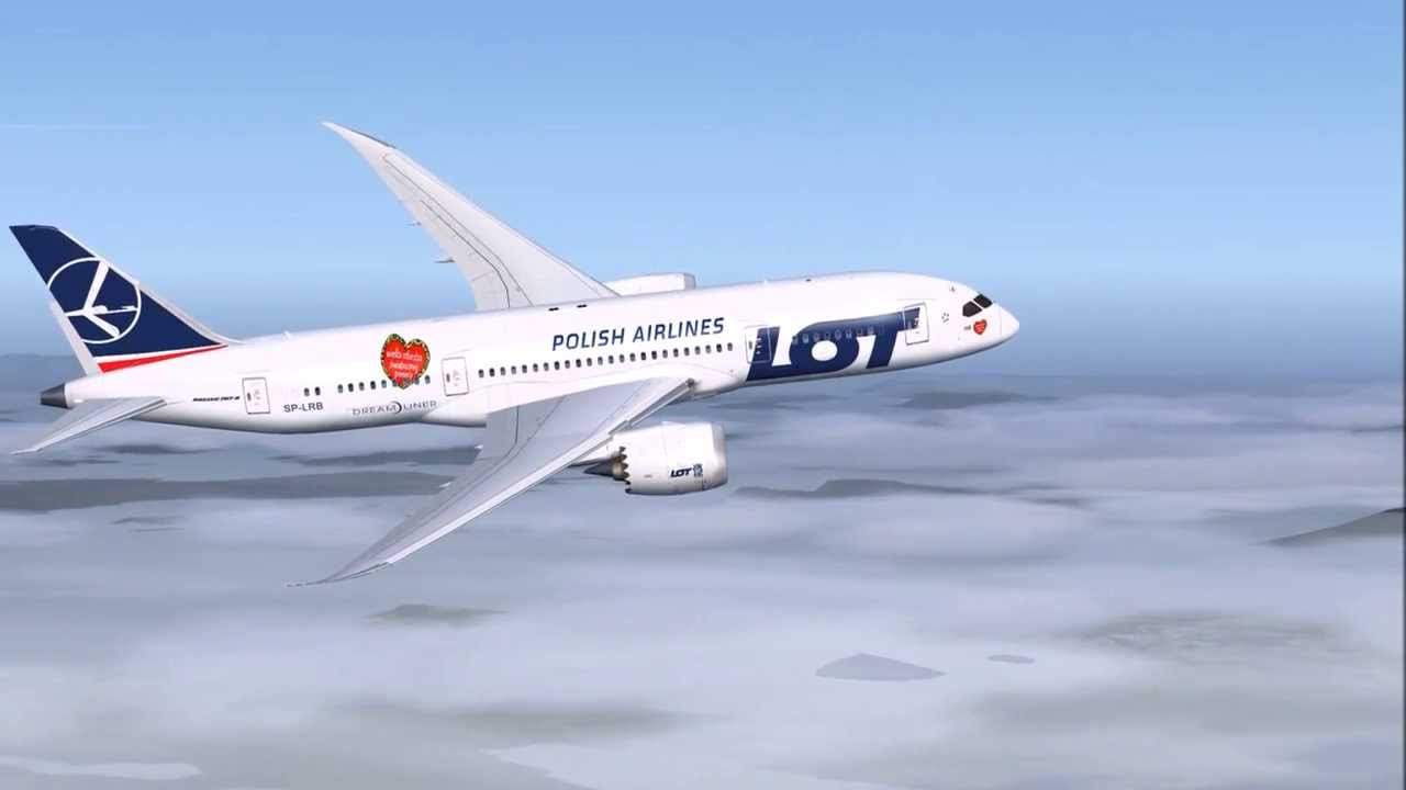 TDS Boeing 787-8 v2 in FSX by Sean Kneppers