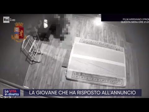 Prostituzione Dietro Ai Centri Massaggi - La Vita In Diretta 02/10/2019