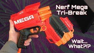 First Review: Nerf MEGA Tri-Break (Three Shot Break-Action)