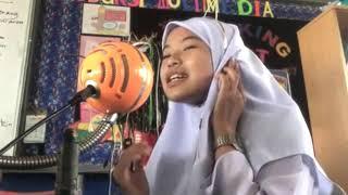Syafa Wany - Di Sana Menanti Di Sini Menunggu (Cover Ukays)