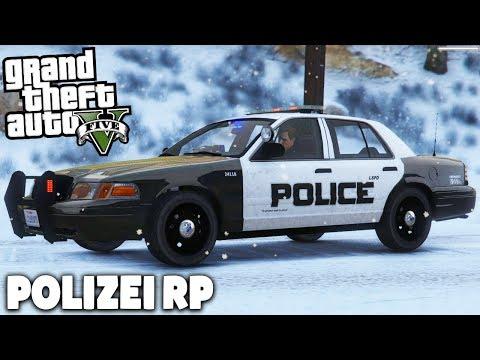 POLIZEI auf STREIFE! - GTA Roleplay - GTA 5 RP Deutsch | Real Life Mod Server - PhoenixRP