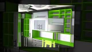 новый дизайн кухни, шкафы, стеллажи, полки фасады на кухне, дизайн кухонной мебели(, 2014-01-31T19:21:24.000Z)