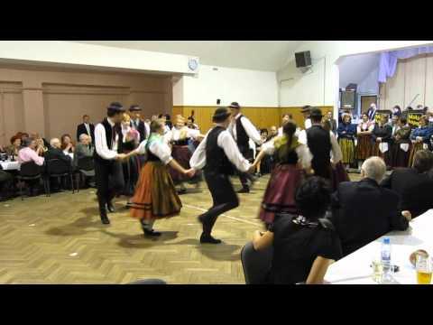 Obecní ples Kamenný Újezd 2014