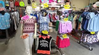 Blusas para niña $7.99 de la talla 4 a 6