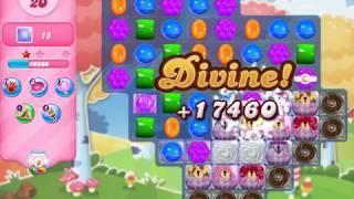 Candy Crush 3179 Cookie Cinema 3 stars!