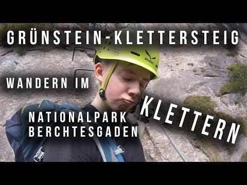 Eiskapelle und Grünstein-Klettersteig 4
