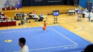 3rd WJWC - Kazuki Fujinaga (JPN) DAOSHU/GROUP A Score: 9.70 2nd Place.